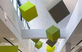 cube acoustique